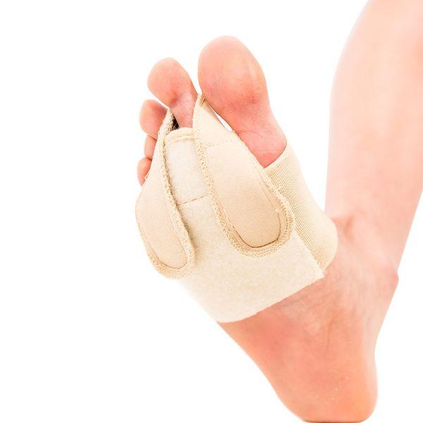 fix toe